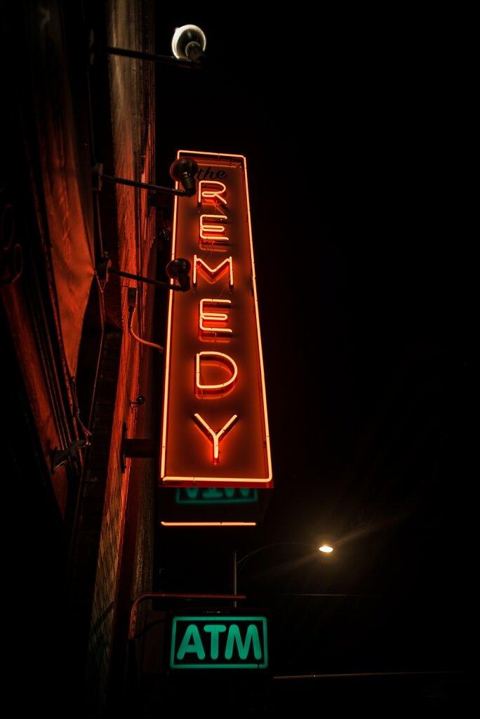 Remedy Bar No. 3.