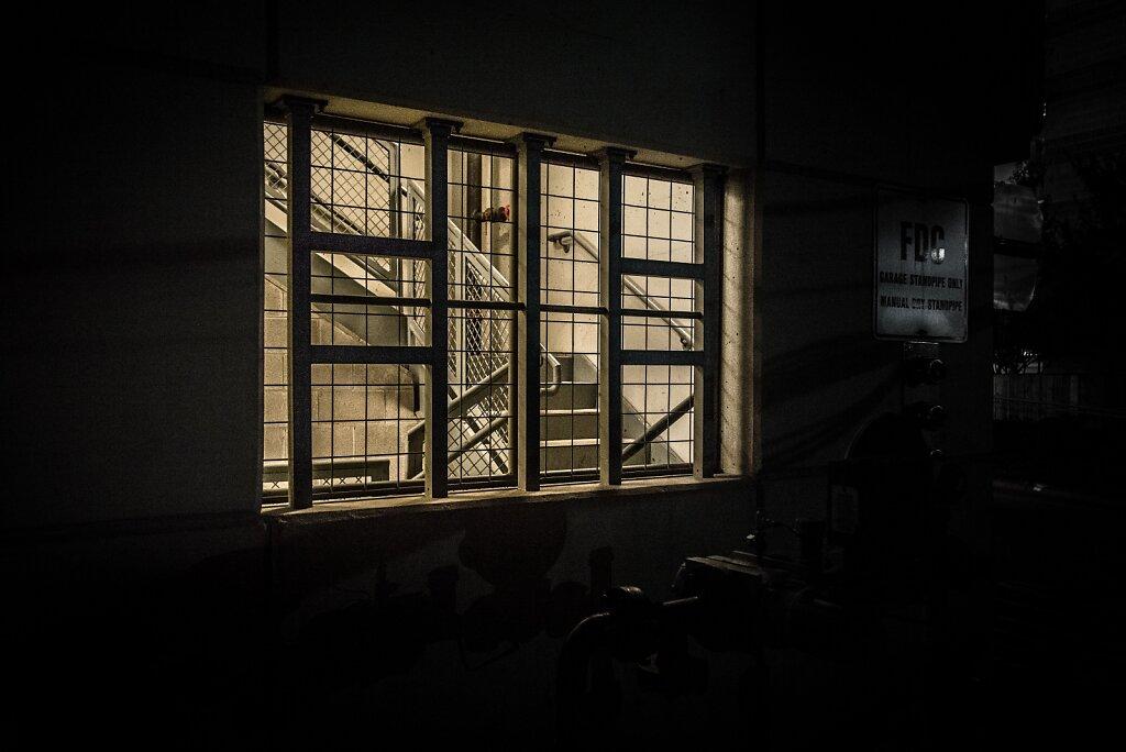 Garage Window No.1.