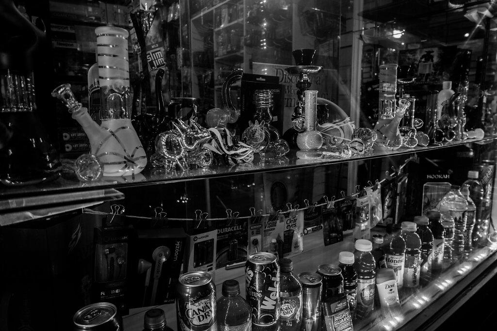 Shop in Manhattan.