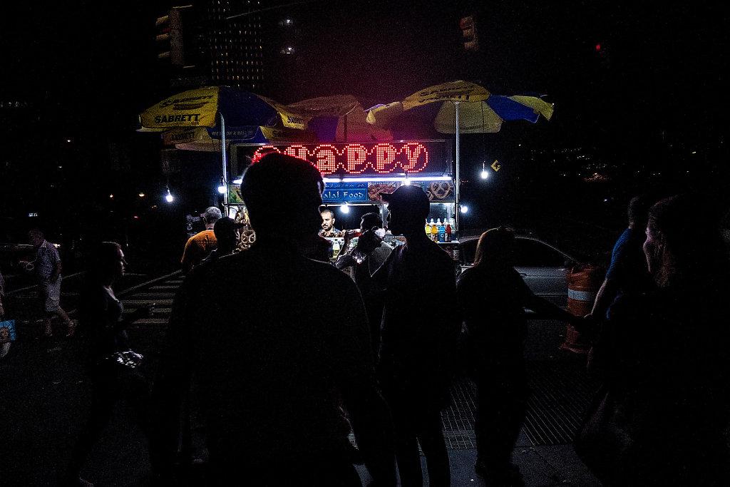 Center Street, Lower Manhattan.