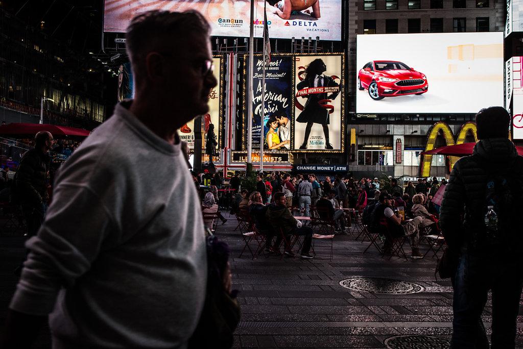 Times Square No. 3.